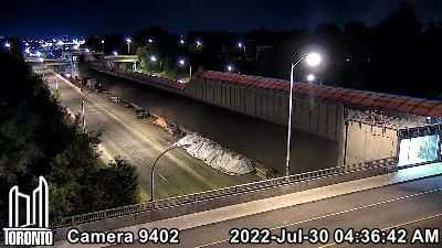 Webcam of Allen Expressway at Viewmount Avenue