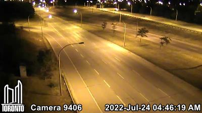Webcam of Allen Expressway at Transit Road
